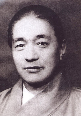 Dudjom Rinpoche Black and White Photo