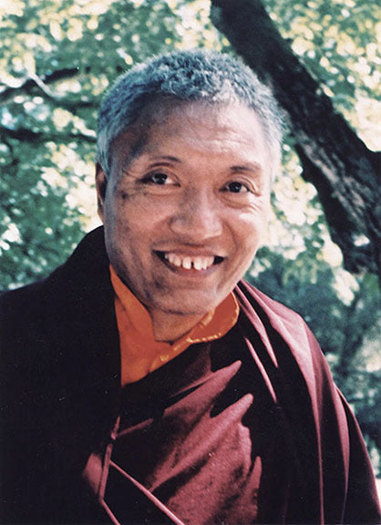 Namkha Drimed Rinpoche Photo