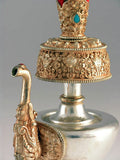 Gold and Silver Plated Bumpa - 7.25 inch - Imperfect