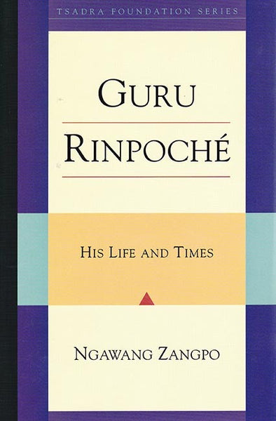 Guru Rinpoche: His Life and Times - Imperfect
