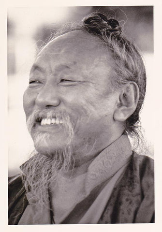 Chagdud Rinpoche Smiling Photo