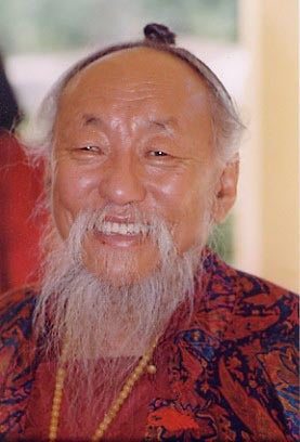 Chagdud Rinpoche Formal Portrait