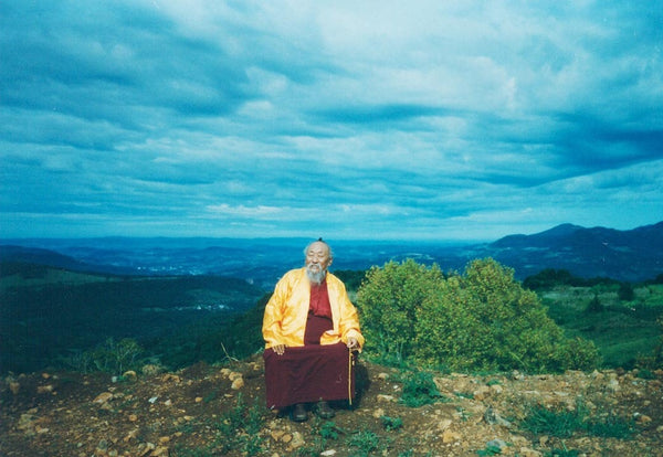 Chagdud Rinpoche Brazil Temple Photo