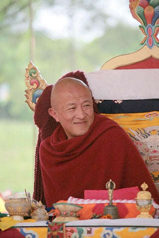 Dzongsar Khyentse Rinpoche in Brazil Photo