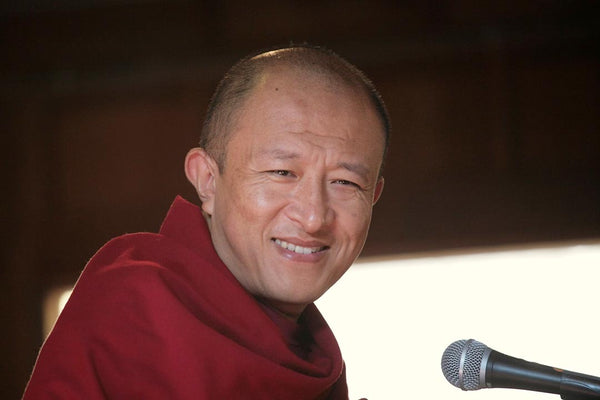 Dzongsar Khyentse Rinpoche at PPI Photo