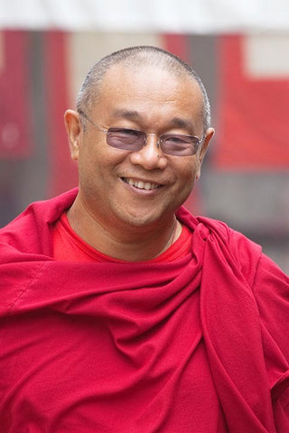 Jigme Rinpoche at PPI Photo