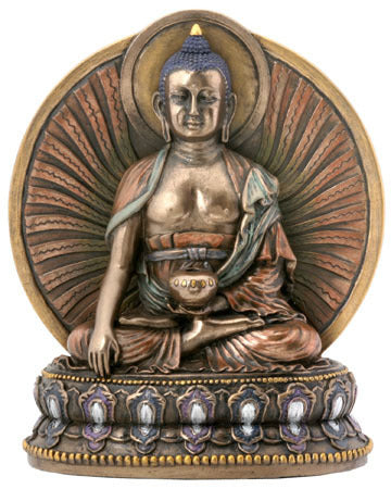 Shakyamuni Cast Resin Statue