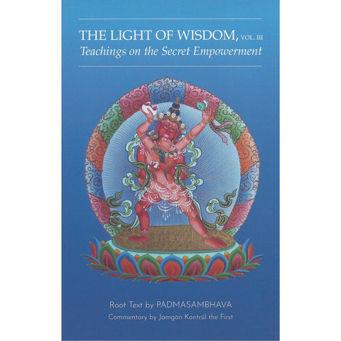 Light of Wisdom, Volume III