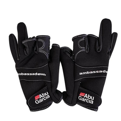 Abu Garcia Fishing Gloves-Outdoor Good Store