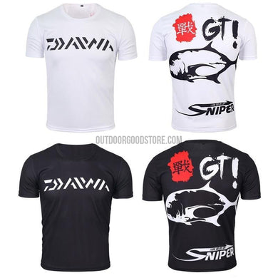 DAIWA GT! Vector Graphic Fishing T Shirt-Outdoor Good Store