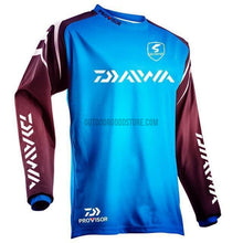 DAIWA Long Sleeve Fishing Jersey Shirt-Fishing Clothings-Outdoor Good Store