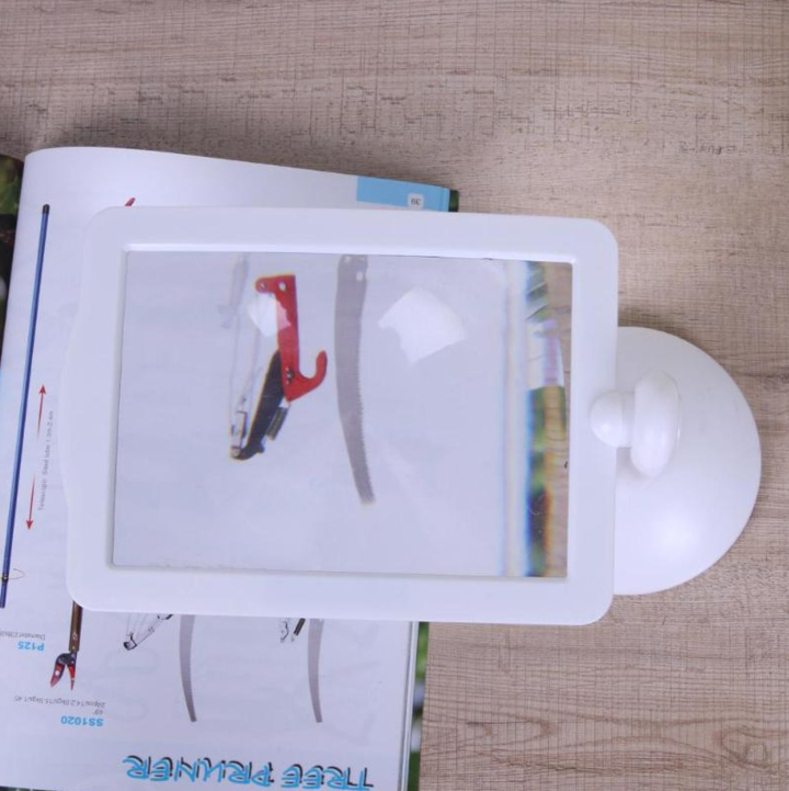 Hands-Free LED Magnifier