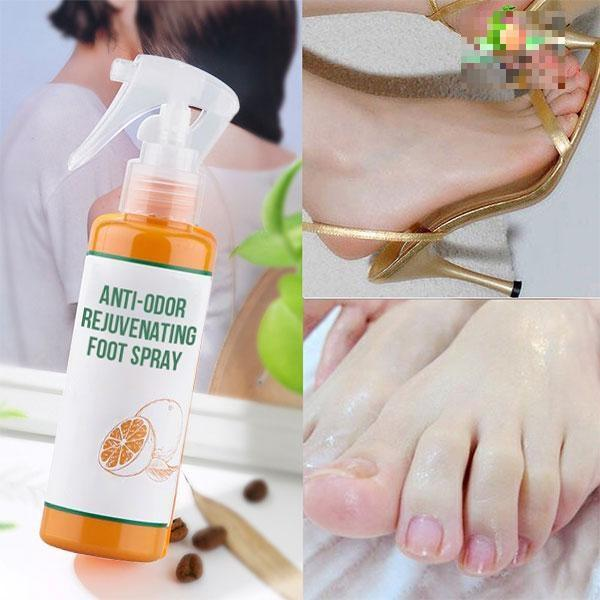 Anti-Odor Rejuvenating Foot Spray