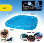 Cooling Jelly Spinal Comfort Cushion