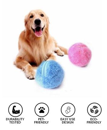 Milo Activation Pet Ball