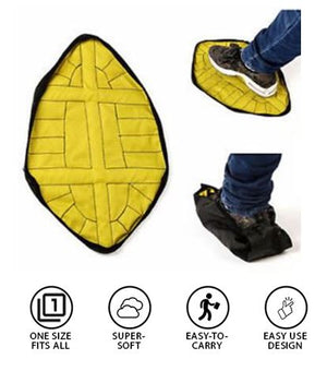 Step-In Shoe Covers