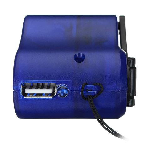 Emergency Dynamo Mobile Charger