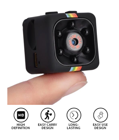 Mini Action Security Cam