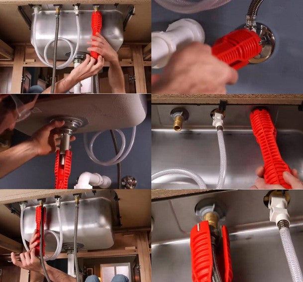 Faucet Wrench | Home Accessories - Faucet Pipe Installer Wrench