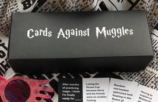HP Cards | Toys & Games - Cards Against Muggles