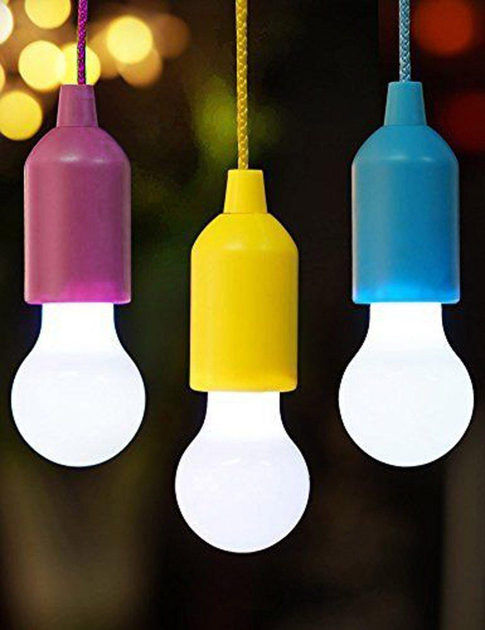 LED Pull Lamp | Electronics - Portable Deco Bulb Energy-Efficient LED Pull Light Lamp
