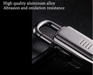 Multifunction Keychain Lighter | Personal Accessories - MultiFunction Lighter Keychain