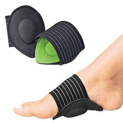 Plantar Fasciitis Cushioned Arch Support | Personal Care - Plantar Fasciitis Support Brace (Pair)