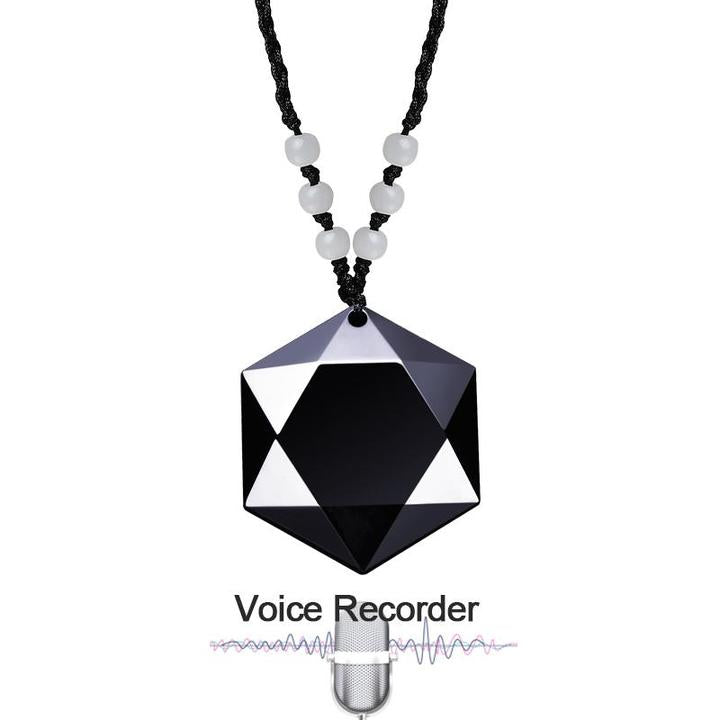 Voice Recorder Pendant
