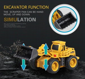 RC Truck | Toys & Games - Mini Size RC Truck Excavator