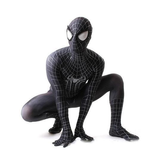 Spider-Man Costume | Clothing - Spider Man 3D Printed Costume