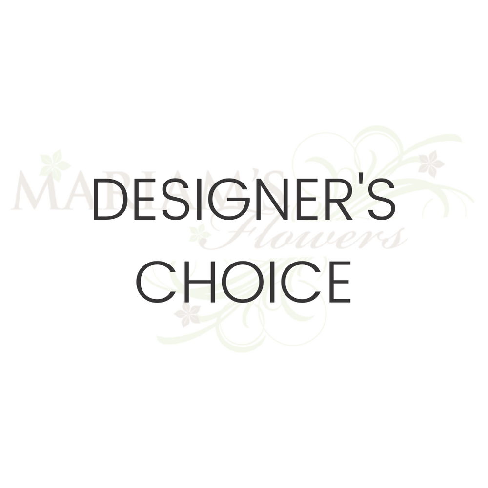 Designer's Choice (Designer Will Choose For You)