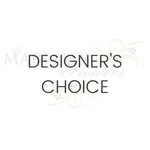 White Toned Designer's Choice (Designer Will Choose For You)