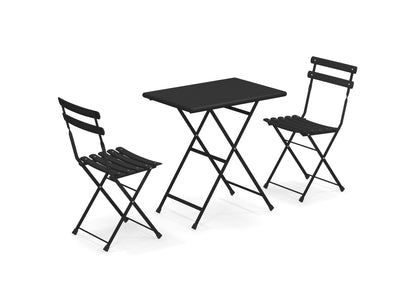 Arc en ciel bistro set