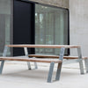 Fuse picknick table Vonk