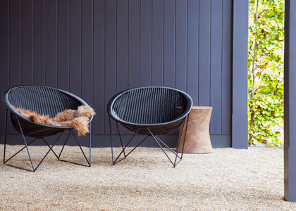 C317 chair outdoor ACTIE