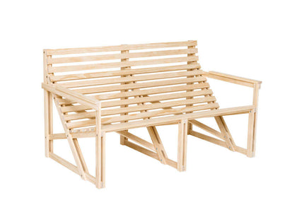 Patio Bench 2-3 seater ACTIE
