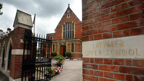 Latymer Upper School gates