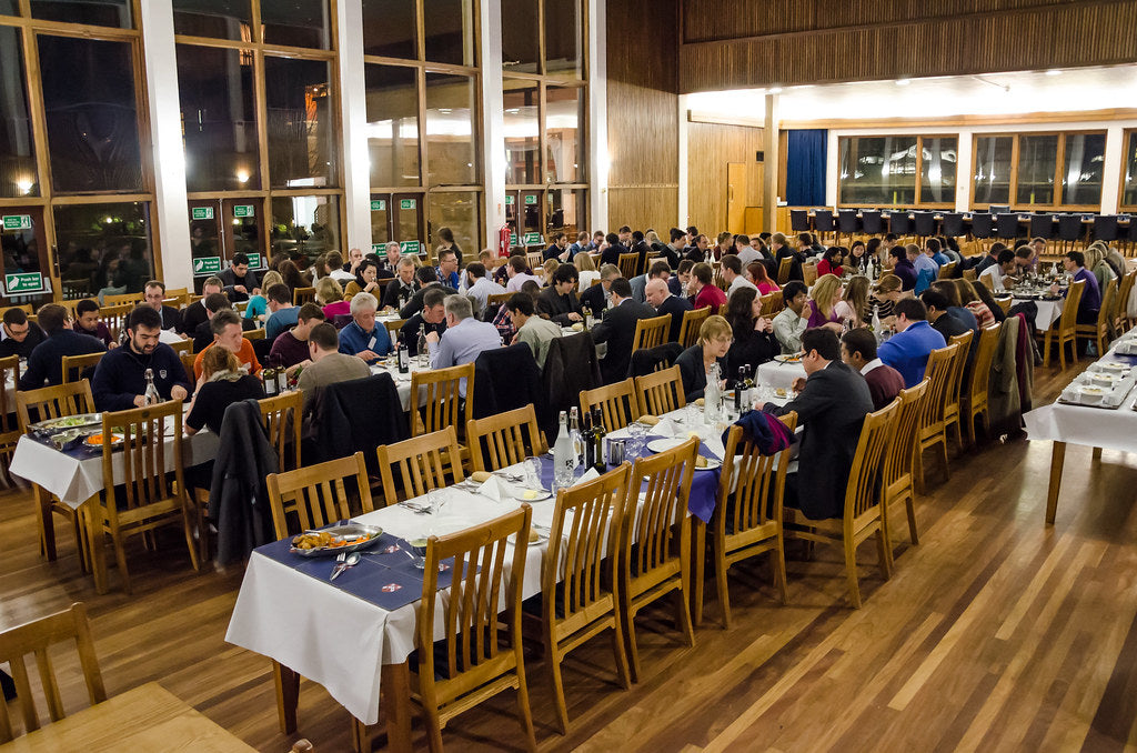Oxford dining hall