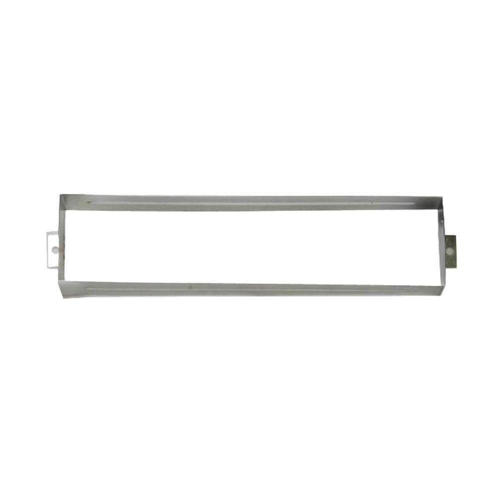 Stainless Steel Door Mail Slot Sleeve