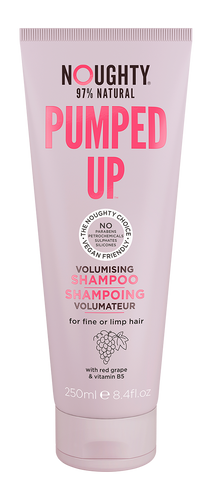 Pumped Up Shampoo