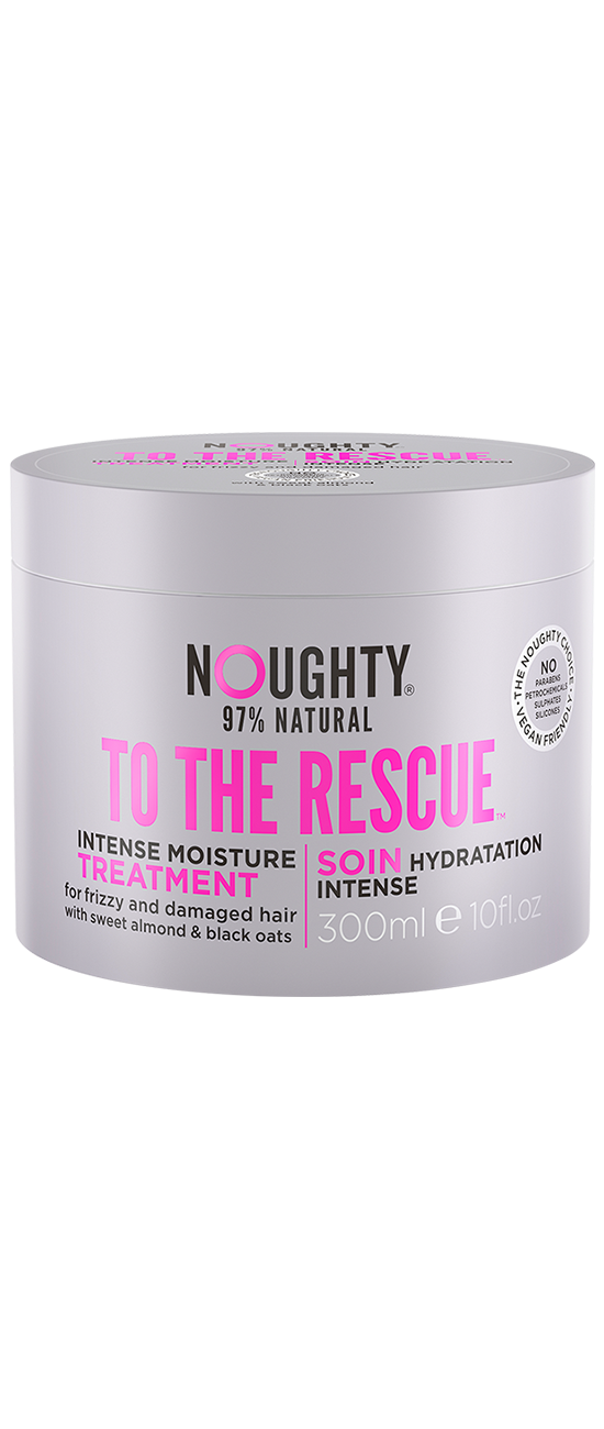 To The Rescue Intense Moisture Hair Treatment