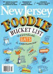 May 2017: Foodie Bucket List
