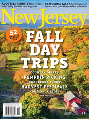 October 2017: New Jersey Fall Day Trips
