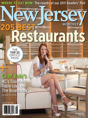 August  2011: Top 25 Restaurants in New Jersey