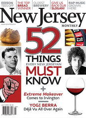 July 2006: 52 Things Every Jerseyan Must Known
