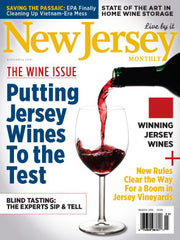 March 2012: The Wine Issue