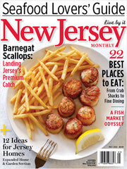 May 2012: The Sea Food Lovers' Guide to New Jersey