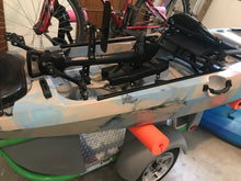 Fishing Kayak - Pedal Propulsion