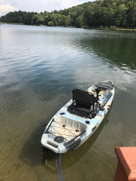Fishing Kayak - Pedal Propulsion ($1,150 OFF)