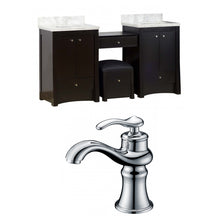 "Load image into Gallery viewer, American Imaginations Elite 68.75"" Double Sink Vanity Set - Vanity Connection"